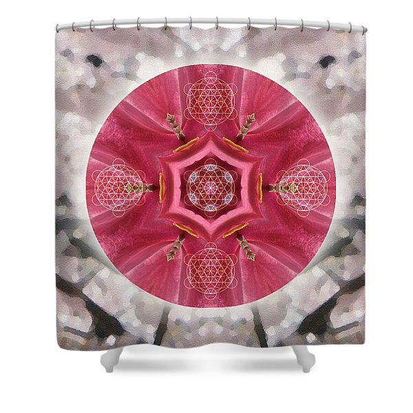 Seeds Of Transformation Shower Curtain