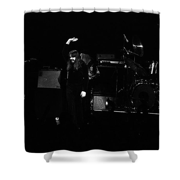 Seger #6 Shower Curtain