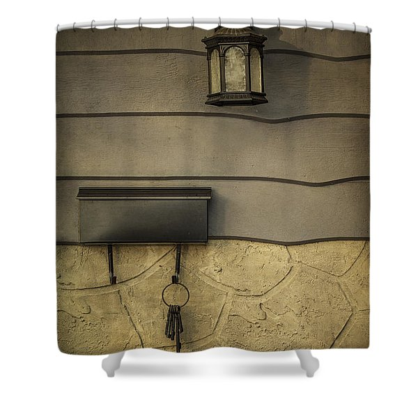 Sense Of Home Shower Curtain