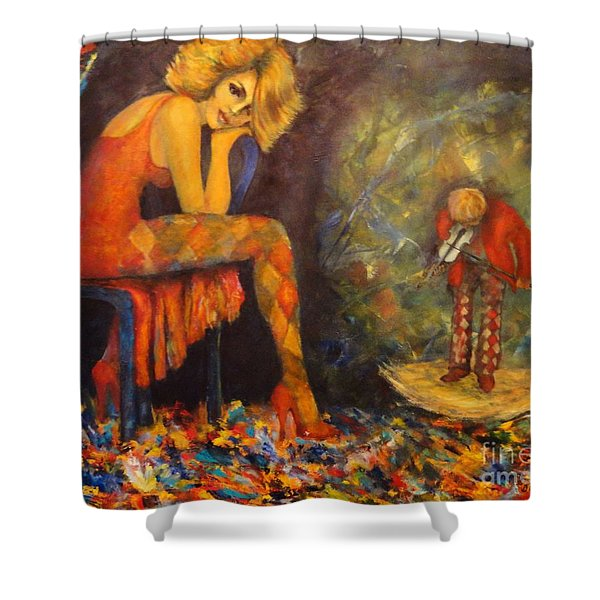 Sonata Shower Curtain