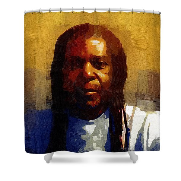 Seriously Now... Shower Curtain
