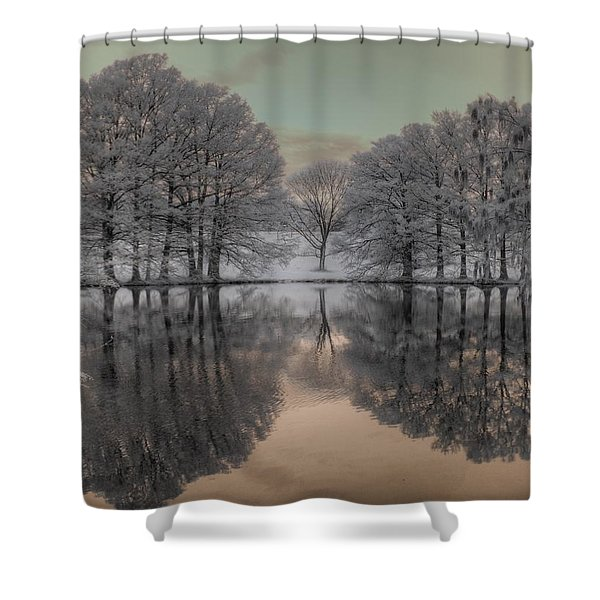 Shaw Nature Reserve Shower Curtain