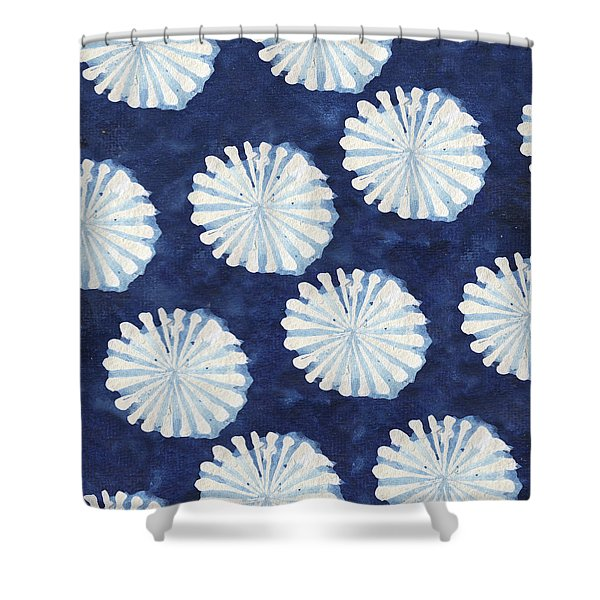 Shibori IIi Shower Curtain
