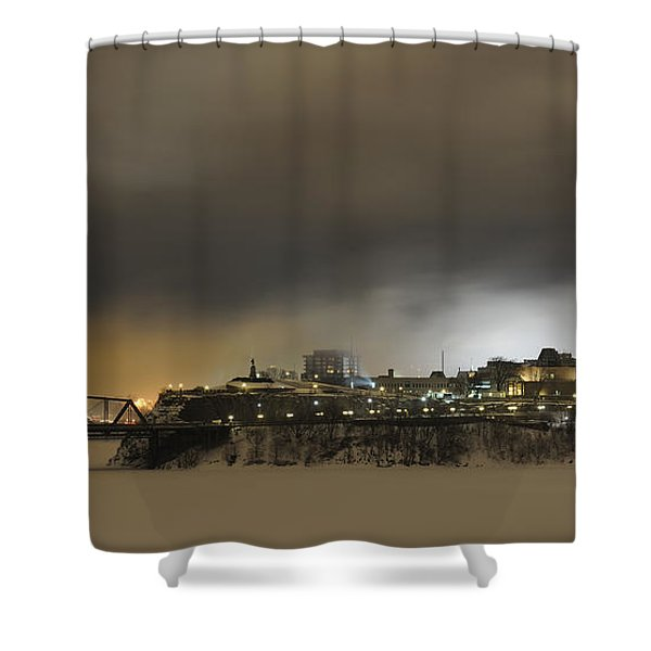 Shimmer Of Pearl.. Shower Curtain