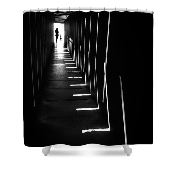 Shine Shower Curtain