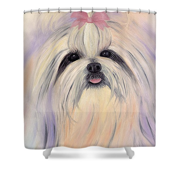 Shitzu Essence Shower Curtain