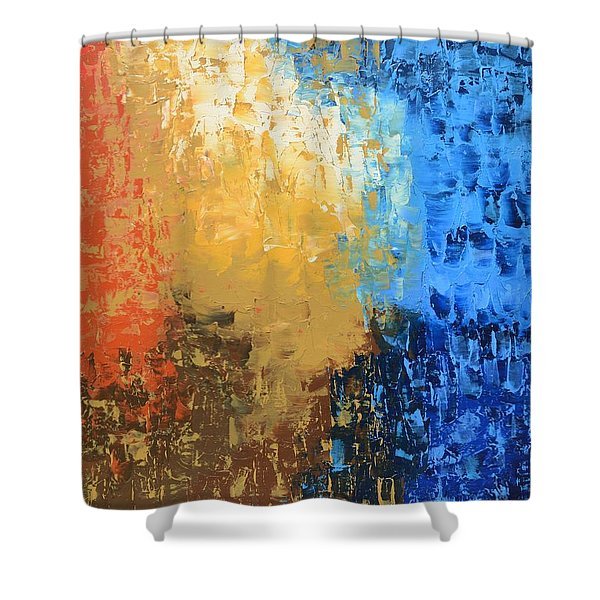 Show Me Your Glory Shower Curtain