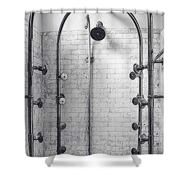 Showerfall Shower Curtain