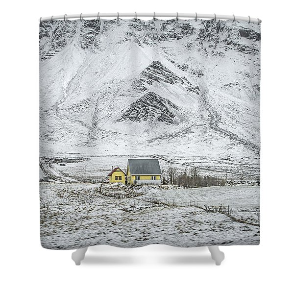 Signs Of Existence Shower Curtain