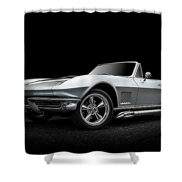 Silversmith Shower Curtain