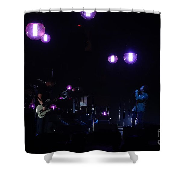 Sirens Shower Curtain