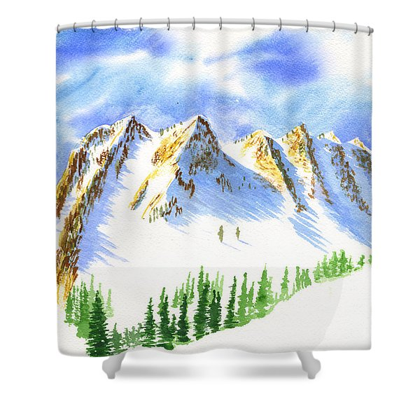 Sisters 2 Shower Curtain