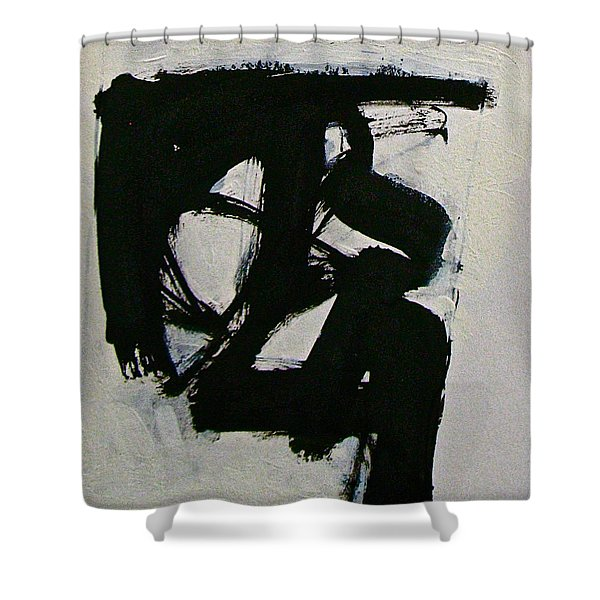 Shower Curtain featuring the painting Sketchbook 3 Pg 19  by Cliff Spohn