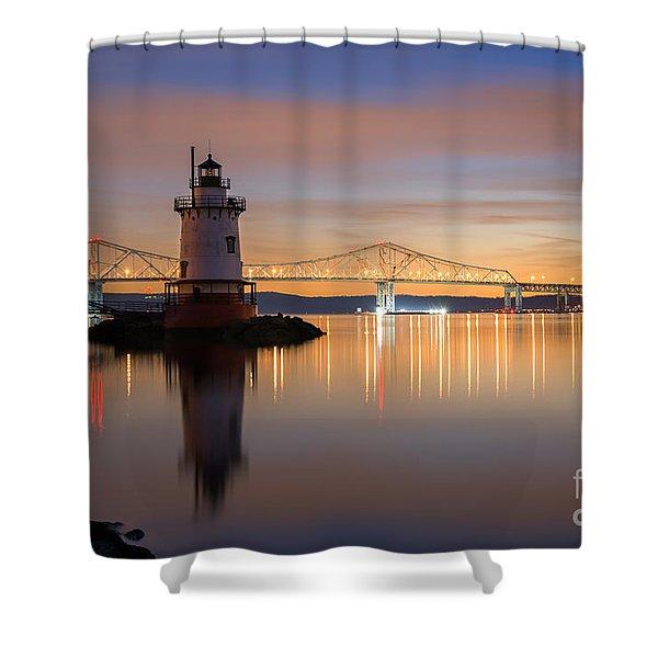 Sleepy Hollow Light Reflections  Shower Curtain