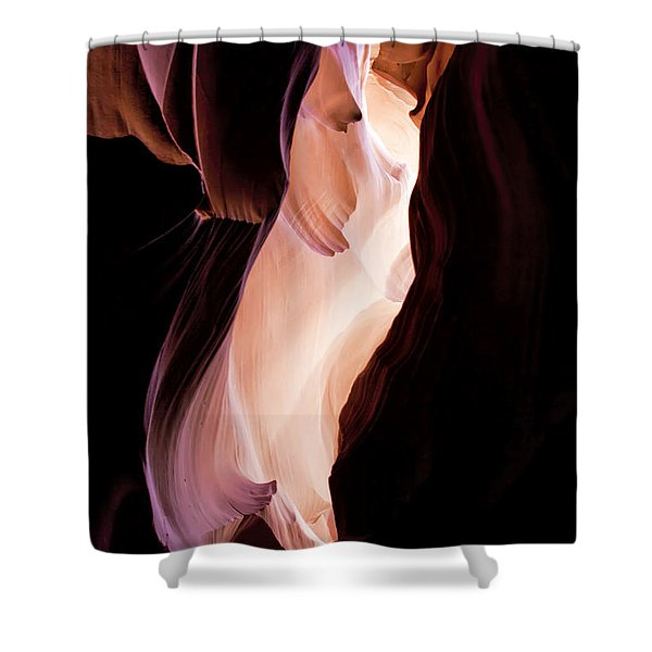 Slot Canyon Arizona Shower Curtain