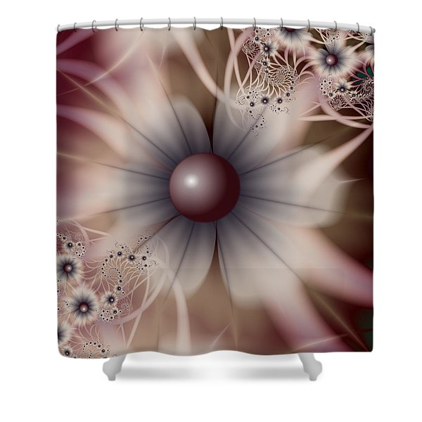 Soft And Sweet Shower Curtain