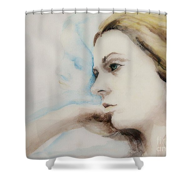 Something More Shower Curtain