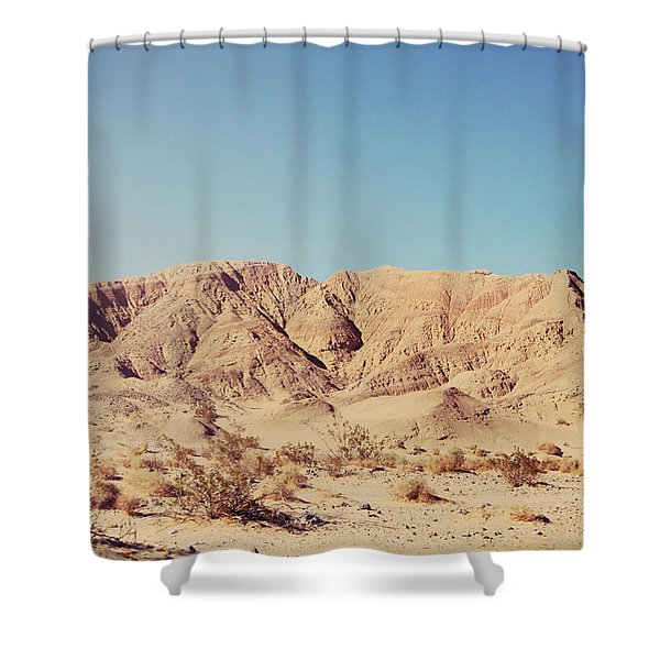 Sometimes I See So Clearly Shower Curtain