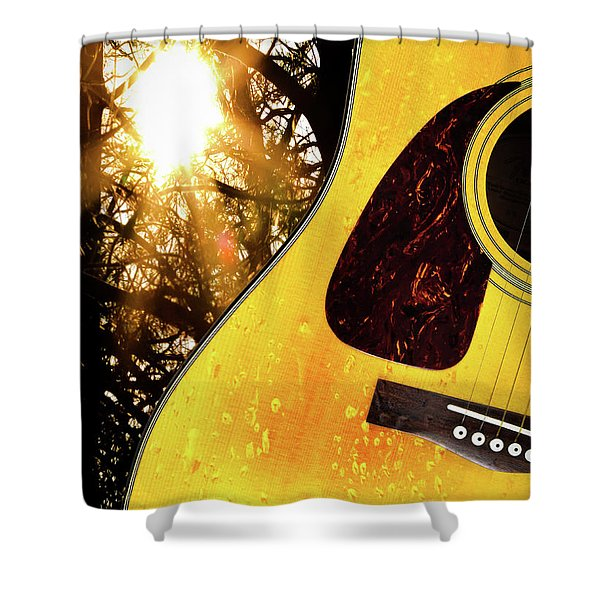 Songs From The Wood Shower Curtain