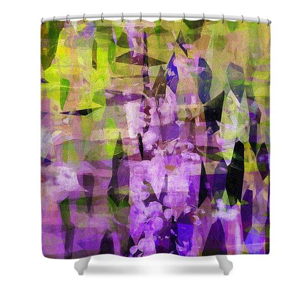 Sophora Shower Curtain