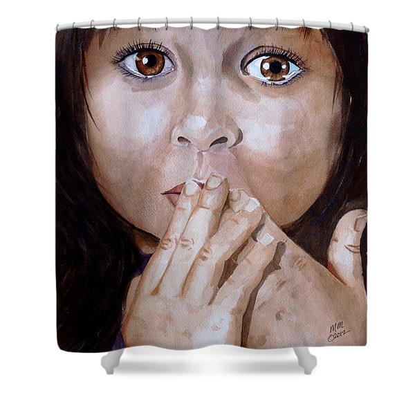 Soul Tears Shower Curtain