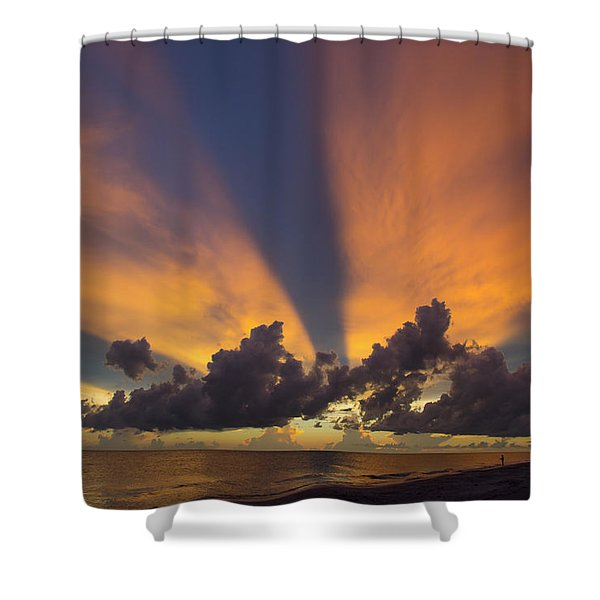 Soulful Shower Curtain