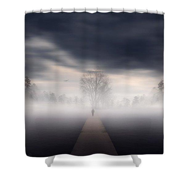 Soul's Journey Shower Curtain