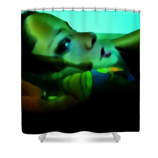 Soused Shower Curtain