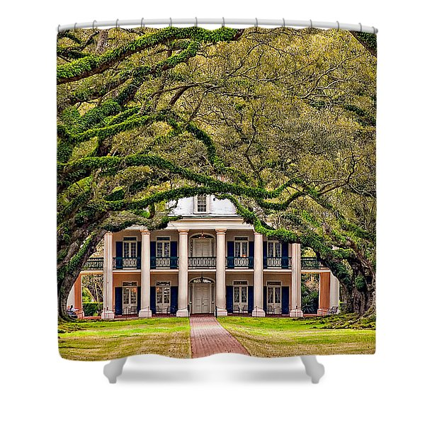 Southern Class Shower Curtain