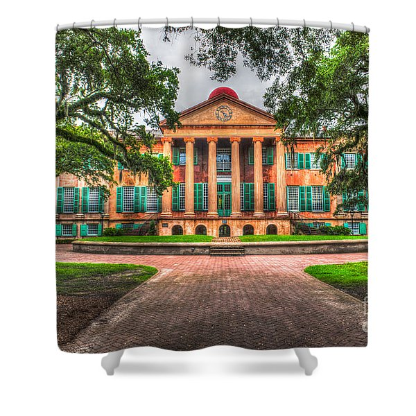 Southern Life Shower Curtain