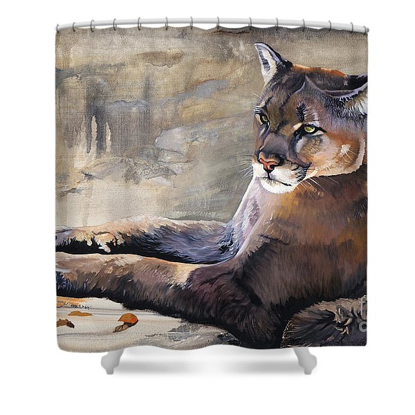 Sovereign Shower Curtain