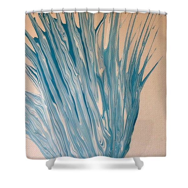 Splash 2 Shower Curtain