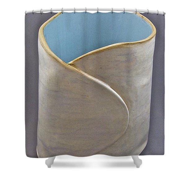 Spontaneous 07-023 Shower Curtain