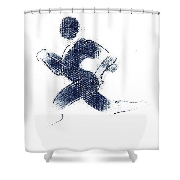 Sport A 1 Shower Curtain