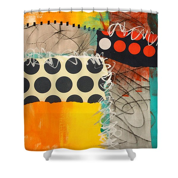 Spotted Fever 1 Shower Curtain