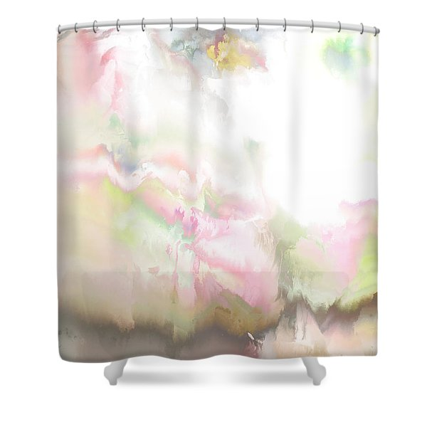 Spring IIi Shower Curtain