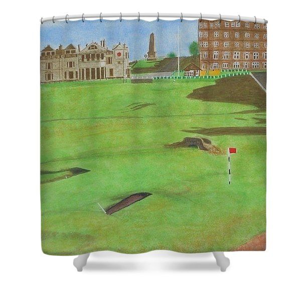 St. Andrews Shower Curtain