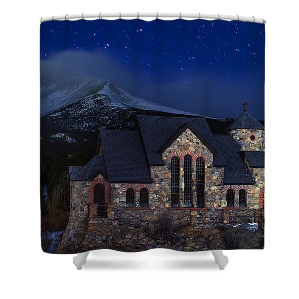 St. Malo Nights Shower Curtain