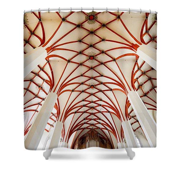 St Thomas Leipzig Shower Curtain