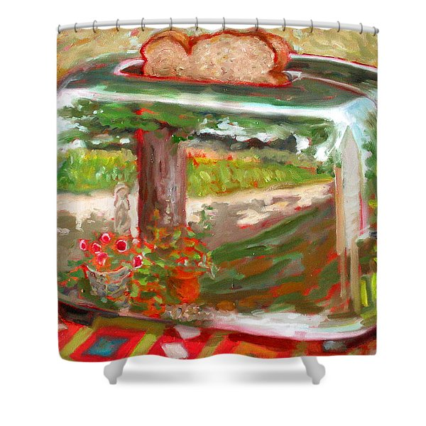 St005 Shower Curtain