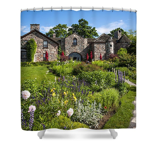 Ste. Anne's Spa Shower Curtain