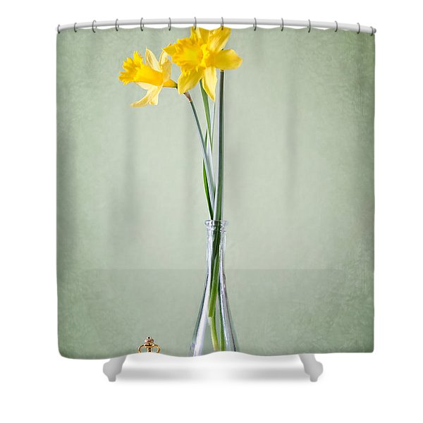 Stillife Shower Curtain