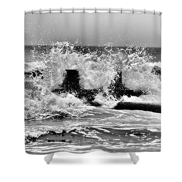 Stone Harbor 211 Shower Curtain