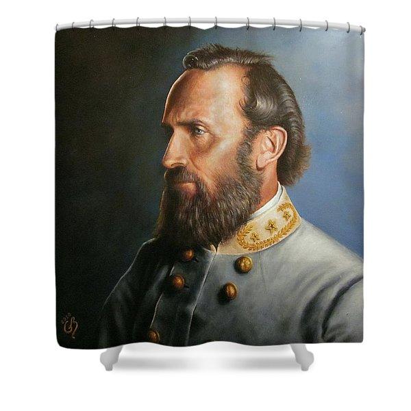 Stonewall Jackson Shower Curtain