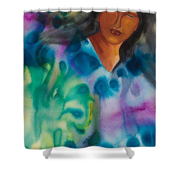 Strong Women Of The World   Inventive Shower Curtain