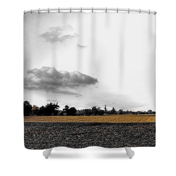 Storm Approaching - Mt Vernon Shower Curtain