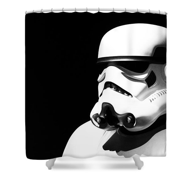 Stormtrooper Shower Curtain