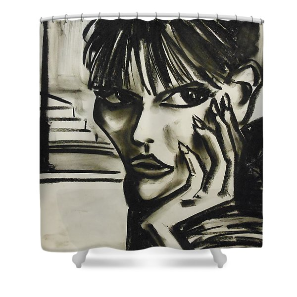 Streetwise Shower Curtain