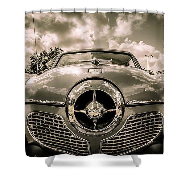 Studebaker Shower Curtain