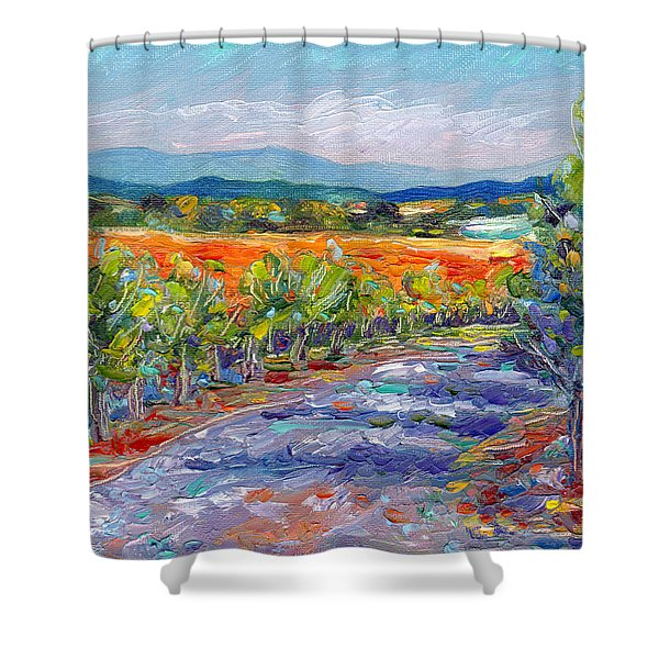 Oregon Inspirations II Shower Curtain